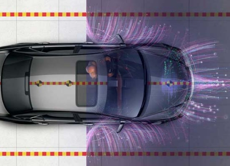 What a Sensor Sees in Automotive