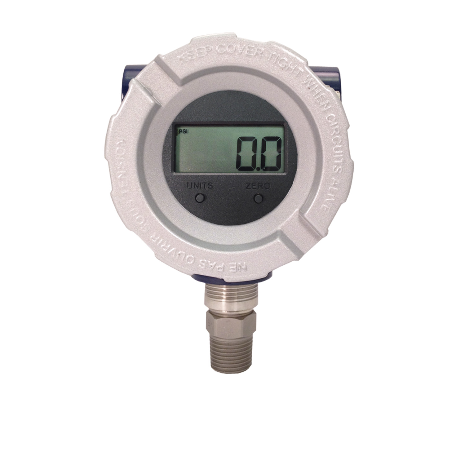 AST46DS explosion proof pressure transmitter